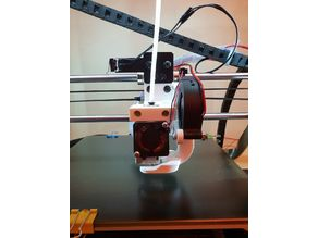 E3D support for Monoprice MSV2/Wanhao i3 with funduct optimized