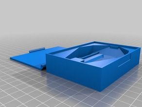 X-Wing TIE Reaper Storage Box