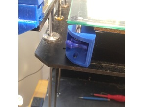 A Better Bed Riser for 3D Printers