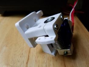E3D V6 Bowden BL Touch  Clamp