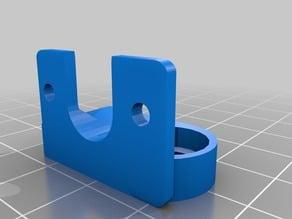 Ender 3 Palette Filament Tube Clip