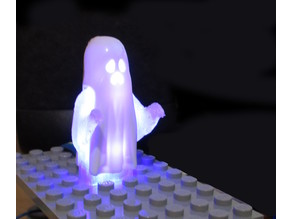 ghostly LED diffuser
