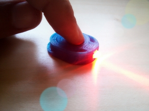Small LED Flashlight