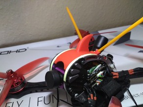 X215 pro s canopy
