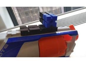 Nerf rail kbrick adaptor