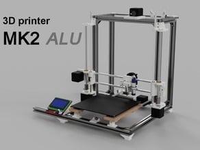 3D printer MK2 ALU