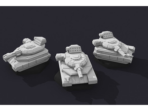 Battletech Manticore Medium Tank