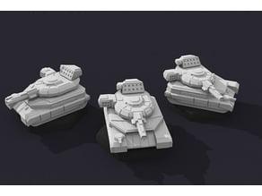 Battletech Manticore Medium Tank