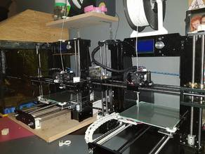 anet a6 bed chain