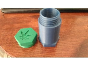 WEED CONTAINER WATERPROOF