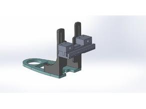 X-Carve - Dust Boot Mod
