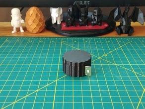 Fabric Tape Measure Holder
