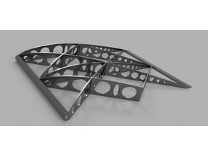 modular RC wing prototype
