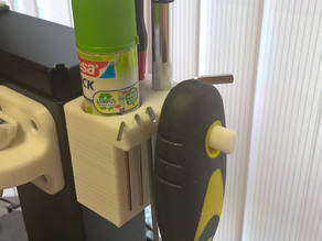 Toolholder for Wanhao i3 Plus