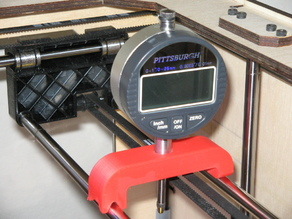 Replicator Bed Level Jig for Makerbot HBP Leveler