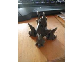 Gigalith - 3D Print Ready