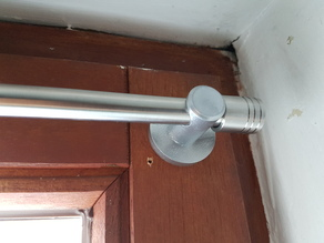 Curtain Rod Holder