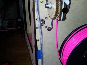 Ultimaker cable holder