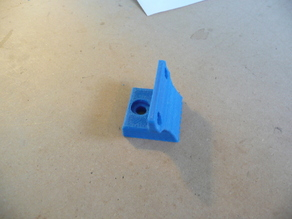 Stepper Motor Mount (nema 17) for 30mm extrusion