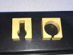 Locksport holders