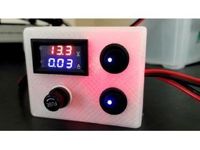 Project Box 120x80x40 V2