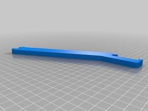 Filament holder for Prusa I3 MK2