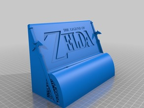 Legend of Zelda 3DS XL Stand