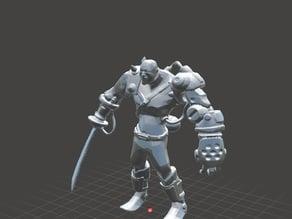 Toy Cyborg