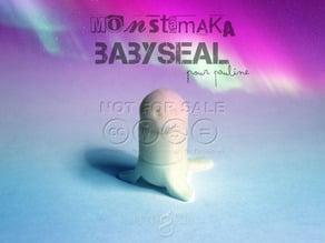 Monstamaka babyseal