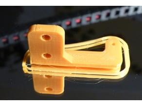 Tronxy X5S filament guide