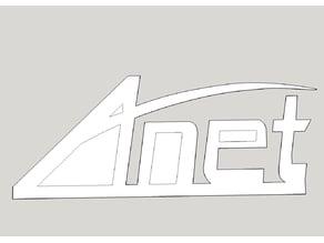 Anet Logo | DXF | SKP