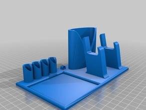 Desktop Organizer, deeper pad