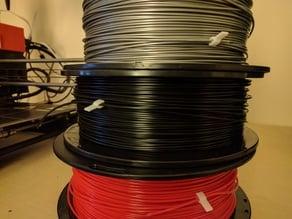 Universal 1.75mm filament clip