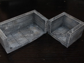 OpenForge Smooth Edge Dead End Tiles