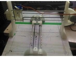 CNC PCI PLOTTER