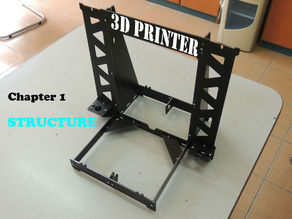 A STORY OF BUILDING 3D PRINTER