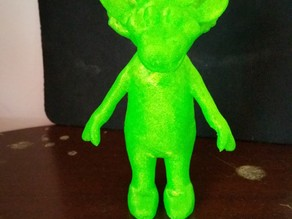 Baby Bop - Barney's Friend sculpt