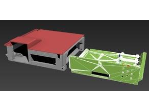 Ender 3 universal rear electronics case REMIX