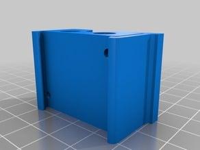 EVSE WB (wallbox) enclosure for DIN rail
