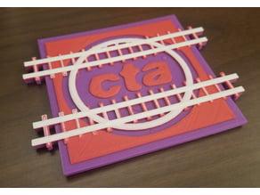 CTA Coaster