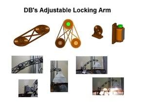 DB's Adjustable Locking Arm