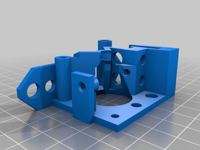 Bowden Extruder (Airtripper's) for pneufit