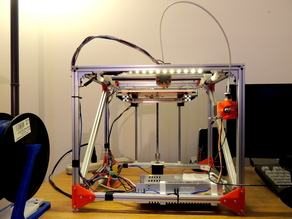 FuseBox CoreXY 3D Printer