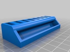 8 Slot USB Flash Drive Holder