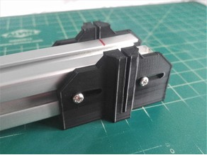 1 Inch Aluminum Extrusion Cutting Jig