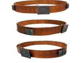 Boushh Leather Belt Buckle