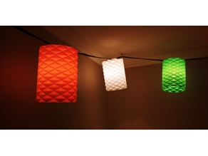Vintage Style Party Lights