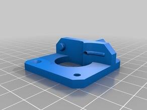 Ender 3 extruder (flex filament)