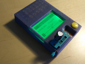 Case for LCR-T3 component tester
