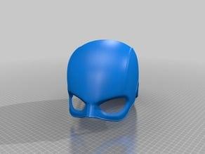 Captain America Helmet (one file)